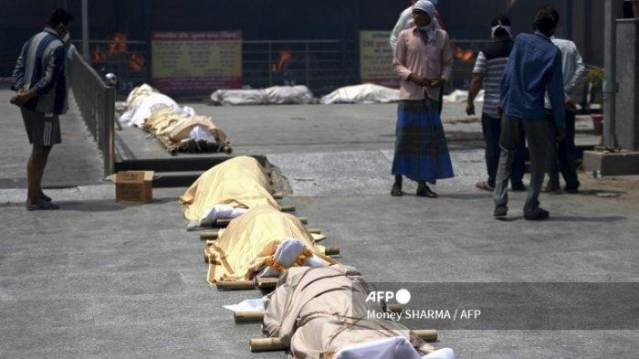 Lockdown Berkepanjangan, Pria di India Potong Lidah untuk Persembahan Agar Covid-19 Hilang