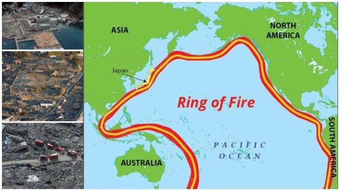 Peneliti Ungkap, Jepang Berpeluang Dilanda Gempa Bumi Besar Lagi dalam Waktu 30 Tahun ke Depan