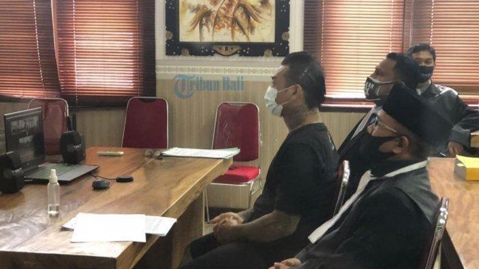 Jerinx Kembali Layangkan Surat Keberatan kepada PN Denpasar, Tolak Sidang Digelar Secara Online