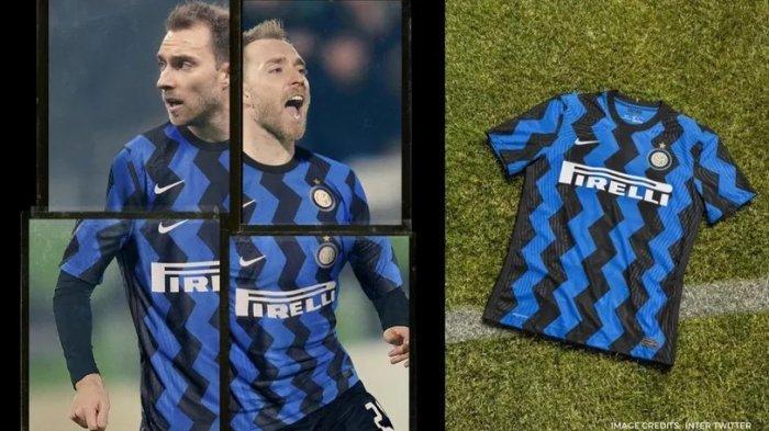 Inter Milan Resmi Luncurkan Jersey Untuk Musim 2020 2021 Mendatang Tribun Palu