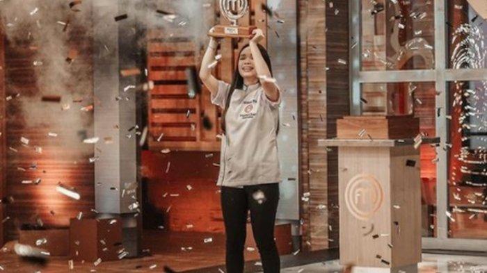Juara MasterChef Season 8, Jesselyn Lauwreen Ceritakan Perjuangan dan Pengorbanan Hingga Jadi Juara