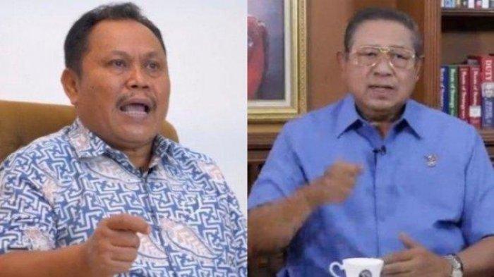 Jhoni Allen Bukan Orang Sembarangan di Demokrat, SBY Sempat Bilang Jangan Dipecat