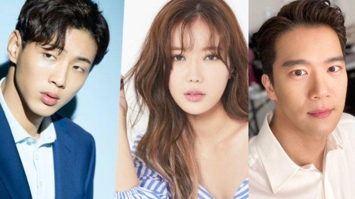 Ji Soo, Im Soo Hyang, dan Ha Seok Jin bakal Terlibat Cinta Segitiga di Drama Baru