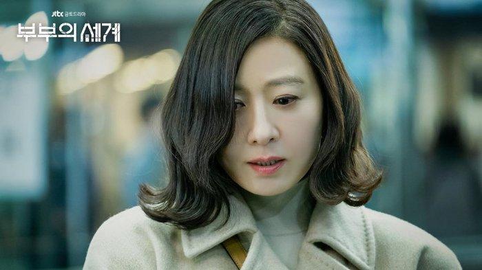 Pemeran Dr Ji dalam Drama The World of The Married, Kim Hee Ae Dibayar Rp 980 Juta Per Episode