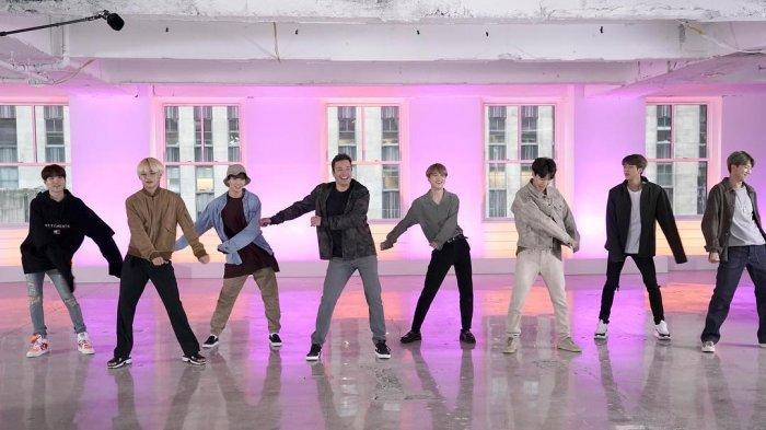 BTS Borong Piala Daesang 'MAMA 2019', Jimmy Fallon Beri Ucapan Selamat