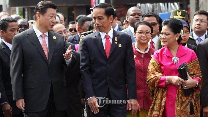 Beri Semangat kepada Jokowi, Presiden China Xi Jinping Optimis Indonesia bisa Atasi Virus Corona