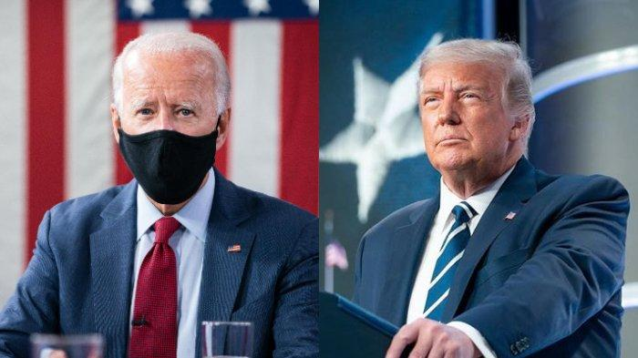 Disindir Donald Trump karena Pakai Masker, Joe Biden: Presiden Berkewajiban Memberi Contoh
