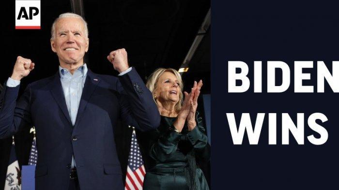 Electoral College Konfirmasi Kemenangan Joe Biden jadi Presiden Terpilih Amerika