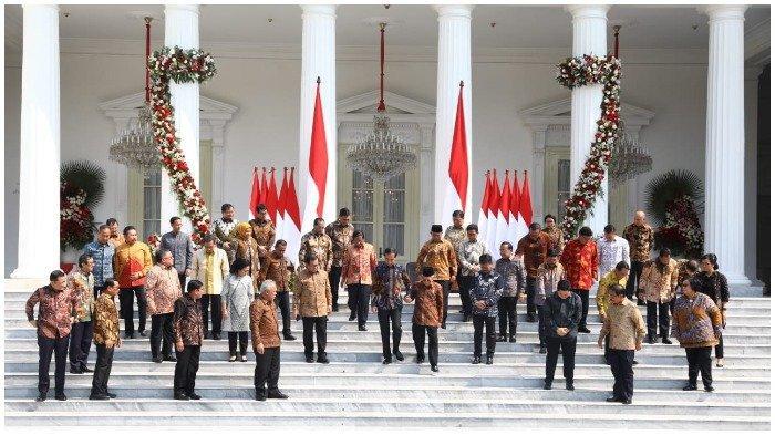 Nama-nama Disebut-sebut Jadi Menteri Baru Jokowi: Tokoh Muhammadiyah,Pejabat Lama hingga 2 Kader PAN