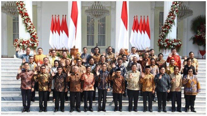 5 Menteri Jokowi yang Pernah Kena Covid-19, Hanya 3 yang Umumkan secara Terbuka