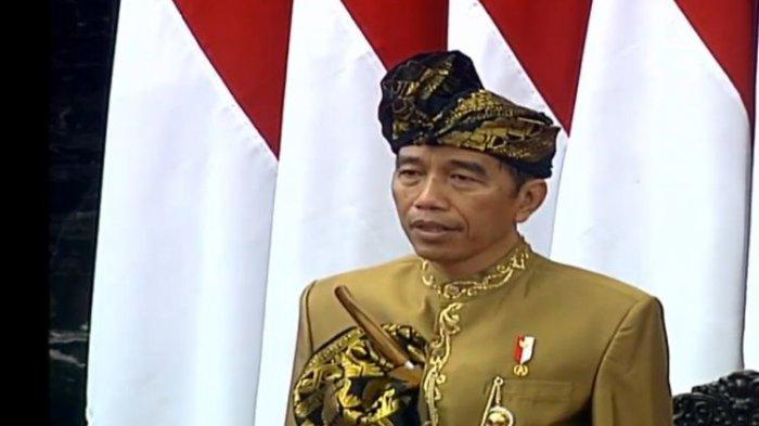 Joko Widodo Kenakan Pakaian Adat Sasak di Sidang Tahunan, Fahri Hamzah Lontarkan Kelakar