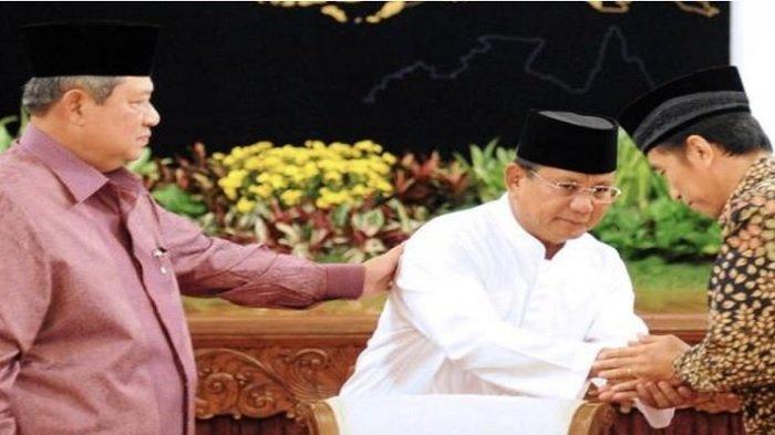 Santer Kabar Demokrat Masuk Koalisi Jokowi, Yunarto Wijaya Nilai SBY Dulu Terpaksa Dukung Prabowo