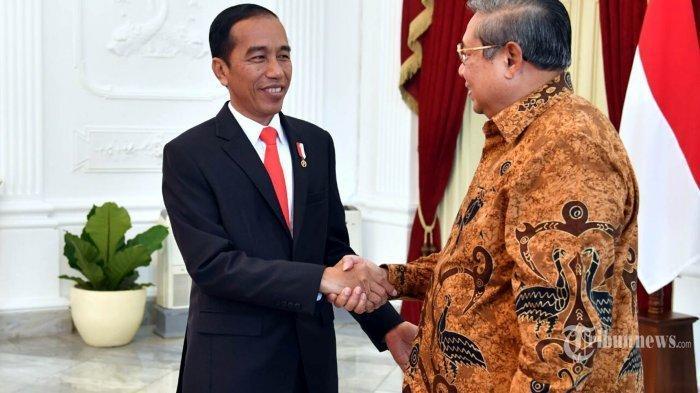 Respon Mahfud MD saat Kinerja Jokowi Dibandingkan dengan SBY: Itu Terjadi karena SBY Sudah Berhenti
