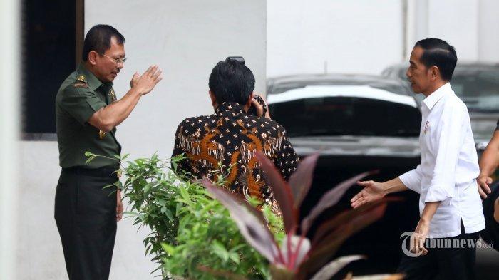 Wiranto Dirawat, Jaksa Agung Sebut Anak Buah Jokowi Giliran Jaga di RSPAD