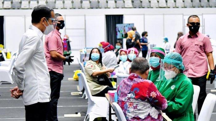 17 Kriteria Kelompok Masyarakat yang Tidak Bisa Diberikan Vaksin Covid-19 Sinovac