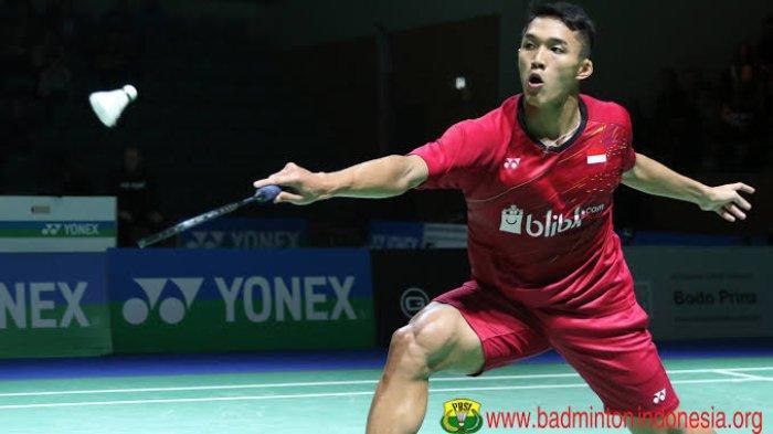 Update Hasil Sudirman Cup 2021: Jonatan Christie Kalah Rubber Set, Kini Indonesia 1-2 Lawan Kanada