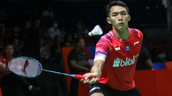 Update Final Badminton Asia Team Championships 2020: Jonatan Kalah Tipis, Ahsan/Fajar Bakal Berlaga