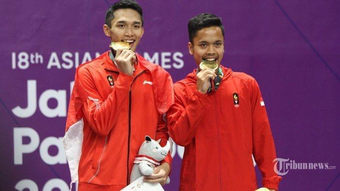 Jojo dan Ginting Bertemu Kento Momota, Ini Daftar Wakil Indonesia di Badminton All England 2021
