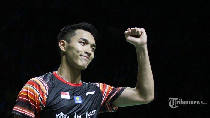 Jadwal dan Link Live Streaming Indonesia Masters Hari Ini: Jonatan Christie Vs Anders Antonsen