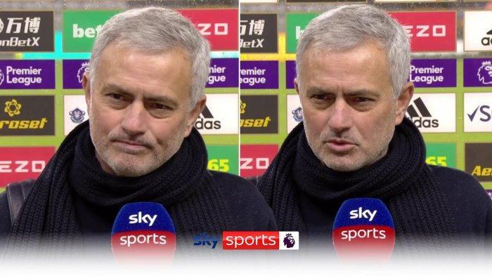 Tottenham Lagi-lagi Gagal Menang, Jose Mourinho: Kami Sudah Tidak Miliki Ambisi Lagi