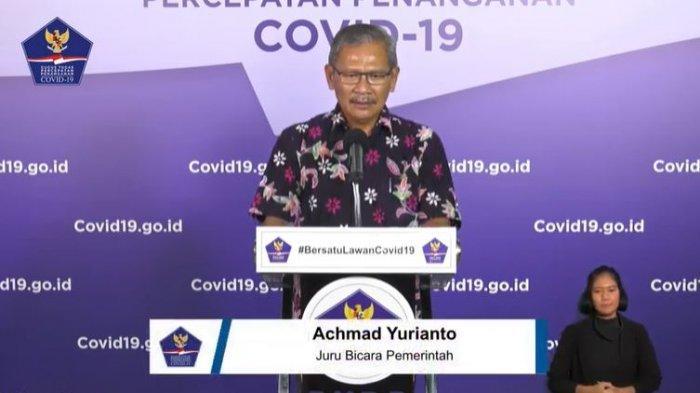 Update Corona di Indonesia per Sabtu, 9 Mei 2020: Catat 533 Kasus Baru, Total 13.645 Kasus Positif
