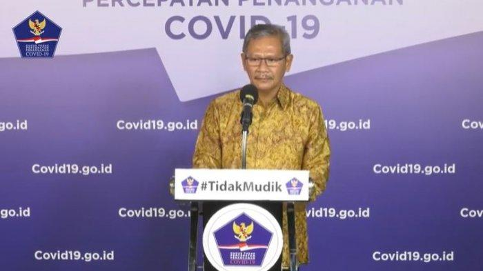 Update Virus Corona di Indonesia per Jumat, 22 Mei 2020: Total 20.796 Kasus,  5.057 Sembuh