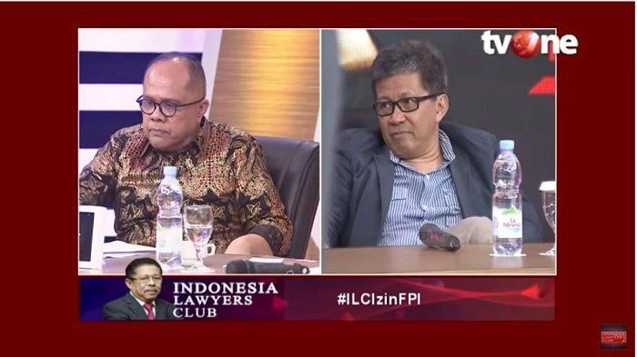 Junimart Girsang Tantang Rocky Gerung Tunjukkan Ketidakpahaman Presiden Jokowi Terhadap Pancasila
