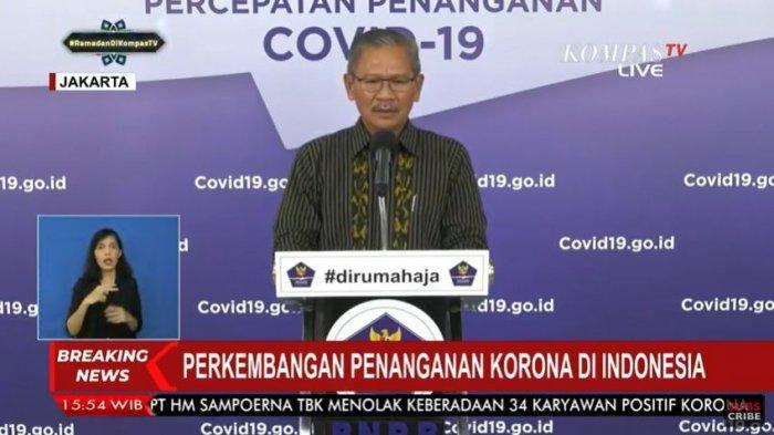 Update Virus Corona di Indonesia per Minggu, 3 Mei 2020: Kasus Covid-19 Tembus Angka 11.192