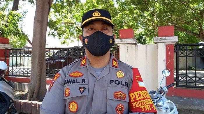Kabag Ops Polres Palu, AKP Awaluddin Rahman