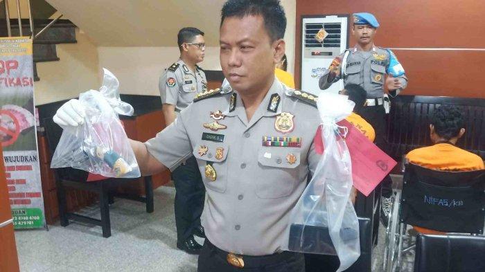 Curi Pistol Anggota Polres Donggala, 2 Pria di Kota Palu Ini Ditembak Polisi