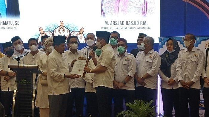 Kadin Sulteng Deklarasi Dukungan untuk Arsjad Rasjid Maju Pemilihan Ketua Umum Kadin Indonesia