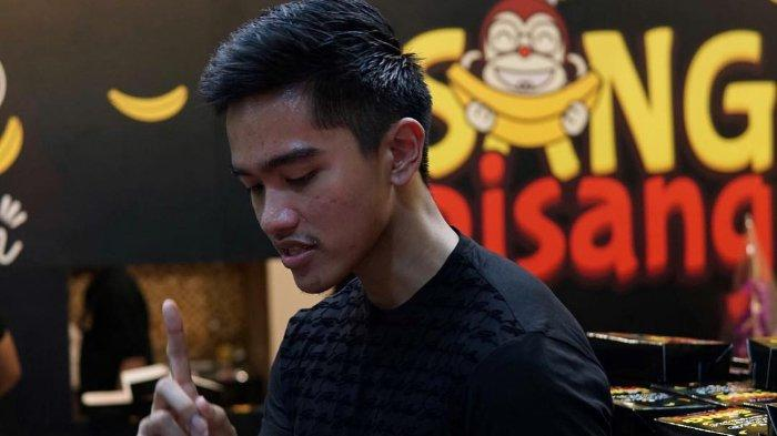 Putra bungsu Presiden Joko Widodo, Kaesang Pangarep yang memiliki beberapa bisnis kuliner