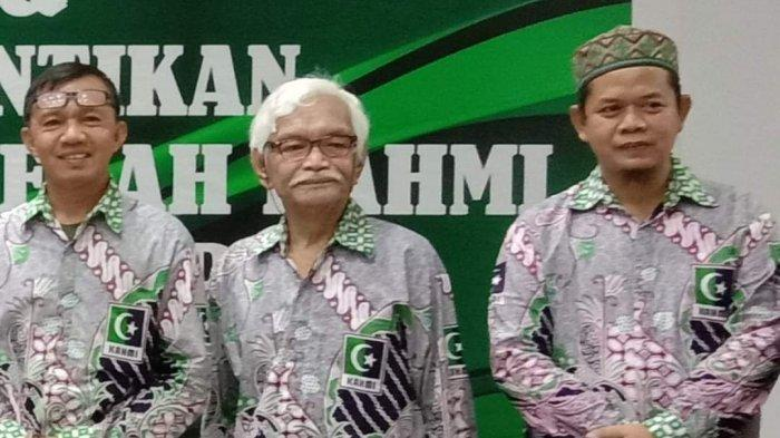 Kahmi Sulteng Berduka, Andi Alimuddin Rauf Tutup Usia