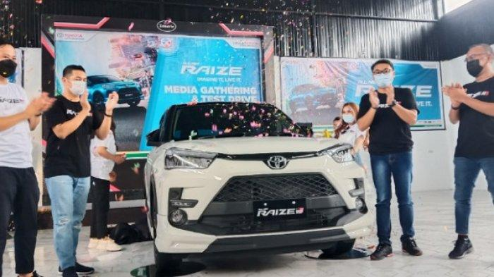 Resmi, Toyota Raize Meluncur di Palu Sulawesi Tengah, Cek Harga dan Spesifikasinya