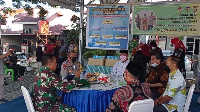 Polda Sulteng Sediakan Wifi Gratis di Kampung Tangguh Palu