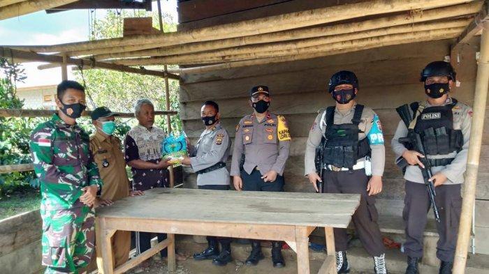 Polres Poso serta Jajaran Gelar Kamtimbnas di Wilayah Lore Bersaudara