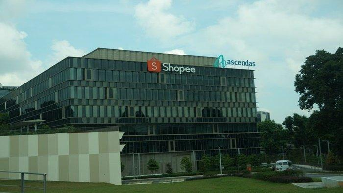Kantor Shopee Jakarta