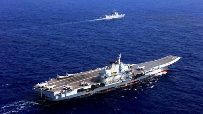 China Gelar Latihan Militer di Laut China Selatan; Amerika Serikat, Vietnam, dan Filipina Marah
