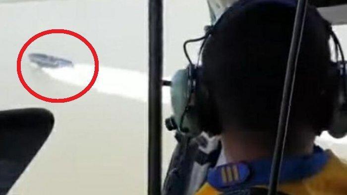 Heboh Video Kapal Hantu Melesat Terobos Hutan Bakau, Hujan Tembakan Helikopter Polisi Tak Digubris