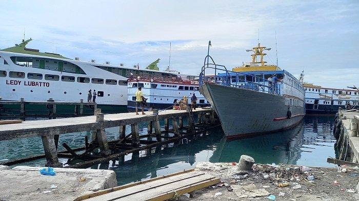 Kepala KUPP Luwuk Ancam Cabut SIUPAL Perusahaan Angkutan Laut yang Langgar Larangan Mudik