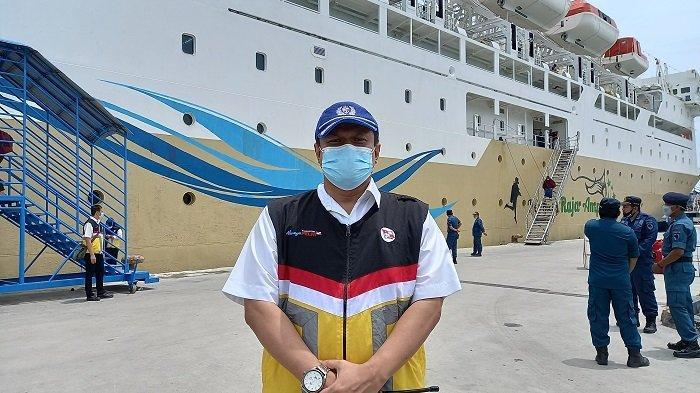H-3 Larangan Mudik 2021: 120 Penumpang Berangkat dari Pelabuhan Palu Menuju Balikpapan dan Surabaya