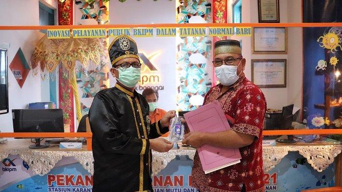 Stasiun KIPM Luwuk Banggai Luncurkan Pekan Pelayanan Publik