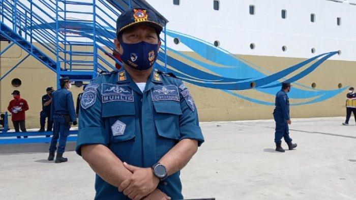 Hindari Penyebaran Covid-19, Penumpang Transit di Pelabuhan Pantoloan Palu Dilarang Turun Kapal