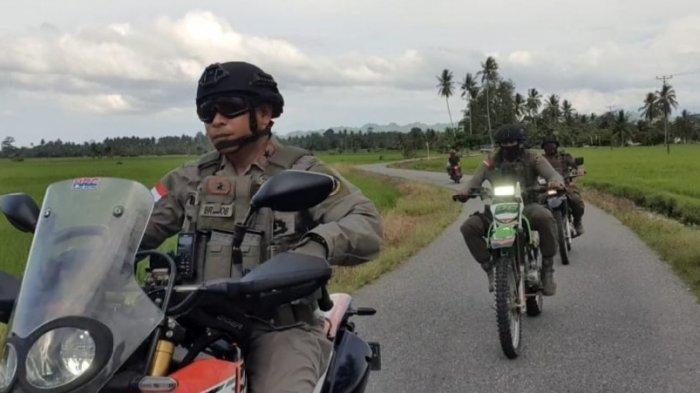 Tiga Jenderal Sisir Hutan Buru 6 DPO Teroris Poso yang Tersisa
