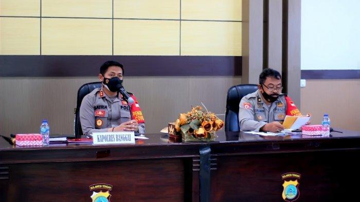 Polisi Antisipasi Gangguan Kamtibmas Jelang Pilkades 2021 di Banggai