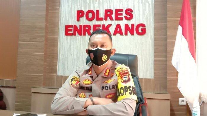 Mako Polres Enrekang Diserang Orang Tak Dikenal, Polisi Bakal Periksa Kejiwaan Pelaku