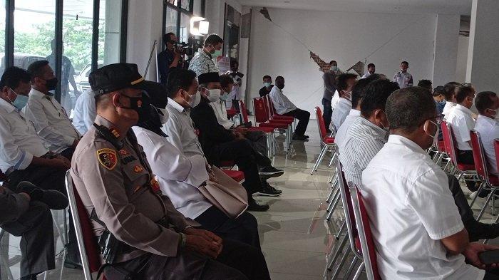 40 Personel Polisi Dikerahkan Kawal Ujian SMMPTN Universitas Tadulako