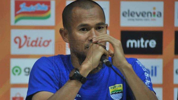 Persib Bandung Bawa 20 Pemain ke Sleman, Supardi Nasir Kembali Hadir di Laga Lawan Persebaya