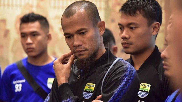 Komentar Kapten Persib Bandung Supardi Nasir soal Jadwal Tim yang Padat