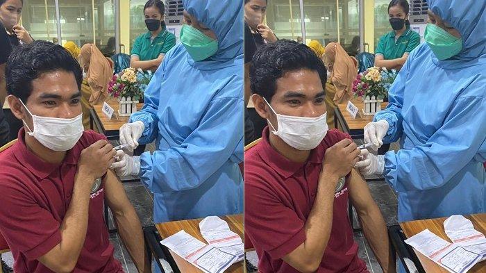 70 Karyawan Hotel Santika Palu Ikut Vaksinasi Covid-19 Tahap Dua